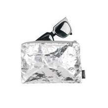 Load image into Gallery viewer, Recycled Mini Bag|SILVER
