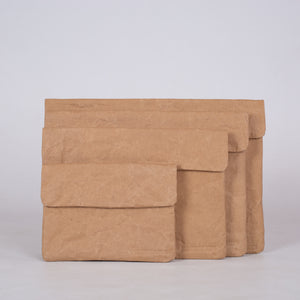 Natural Recycled Paperbag (Maxi size)