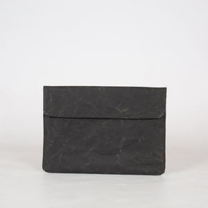 Black Recycled Paperbag (Medium Size)