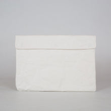 Load image into Gallery viewer, White Recycled Paperbag (Medium Size)