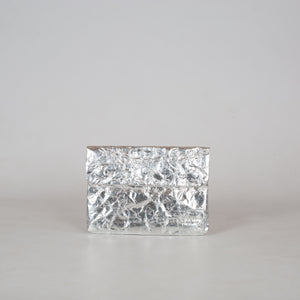 Silver Recycled Paperbag (Mini Size)