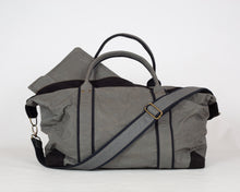 Load image into Gallery viewer, Thunder Recycled Weekend Bag