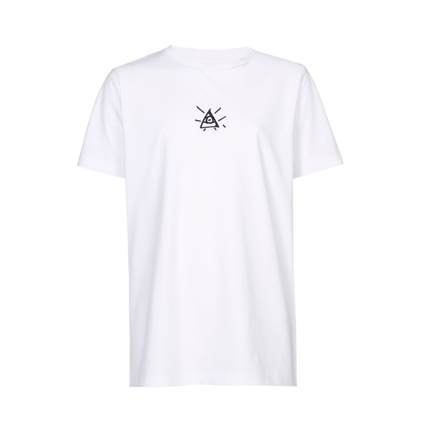Kids Third-Eye Tee|WHITE