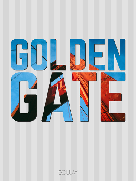 Golden Gate (Poster)