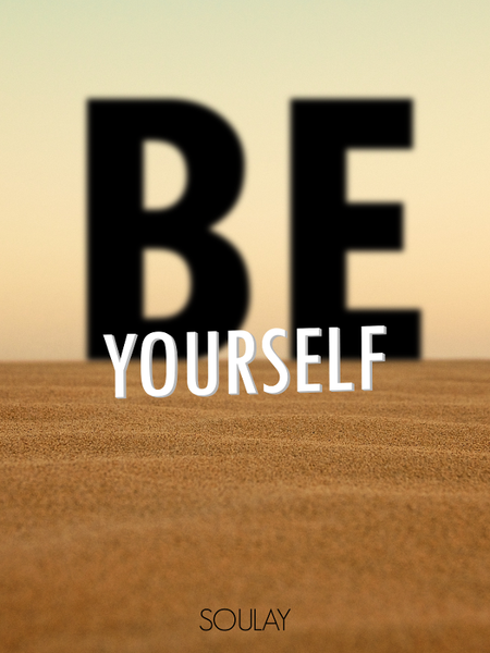 Be Yourself (Poster)