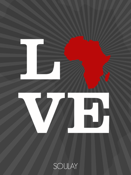 Love Africa (Poster)