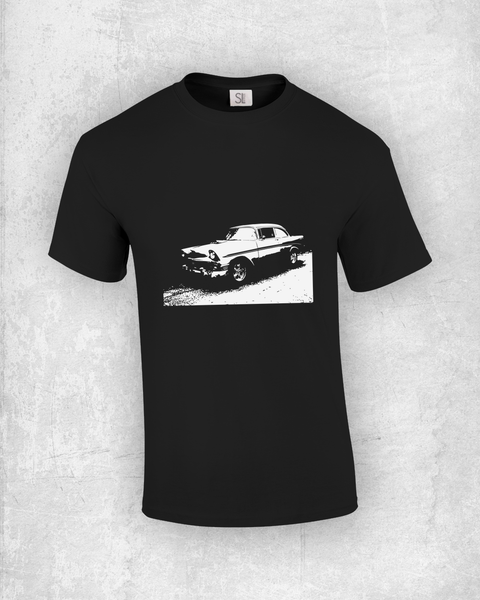 Vintage Old Car T-Shirt