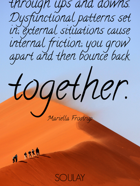 Every friendship goes through ups and downs. Dysfunctional patterns set in; external situations c... (Poster)
