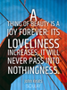 A thing of beauty is a joy forever: its loveliness increases; it wi... - Quote Poster