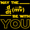 "May the ""Force"" be with you!"