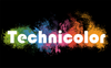 Technicolor Splash T-Shirt