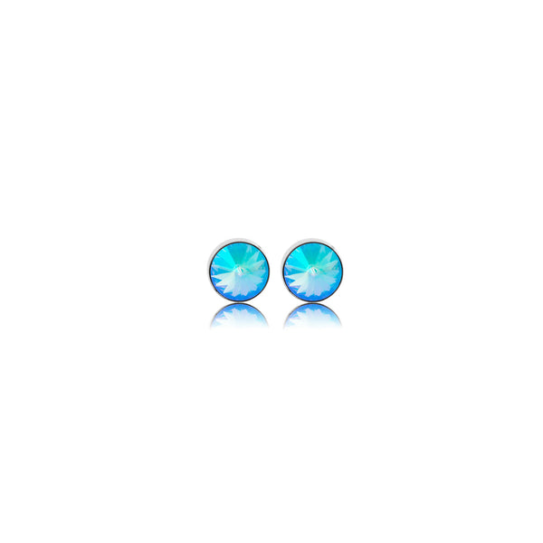 Everleigh Earrings Peacock
