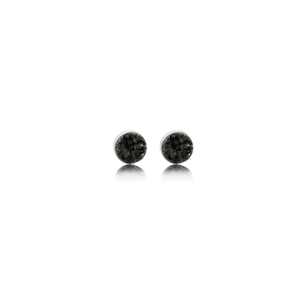 Britt Earrings Black