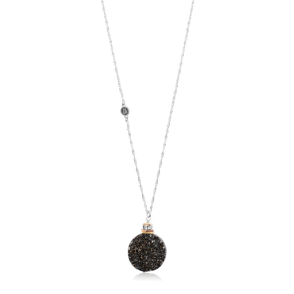 Ashton Pendant Black