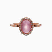 Rachel Gemstone Ring - Tourmaline