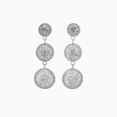 Sparkle Ball™ Statement Earrings