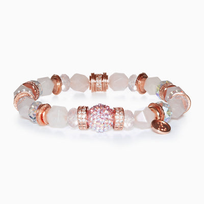 Blush Sparkle Ball™ Luxe Bracelet