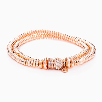 Sparkle Ball™ Double Wrap Bracelet (Vault)