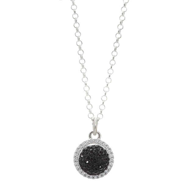 Sparkle Ball™ Halo Necklace Pendant