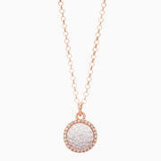 Sparkle Ball™ Halo Necklace Pendant (Vault)