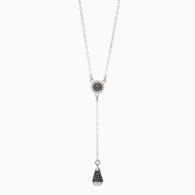Sparkle Ball™ Halo Y Necklace