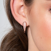Camellia Statement Earrings