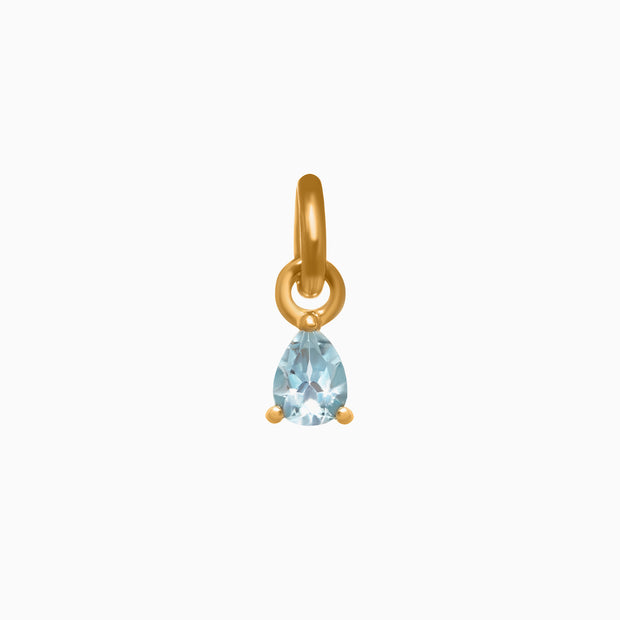 Gemstone Birthstone Charm