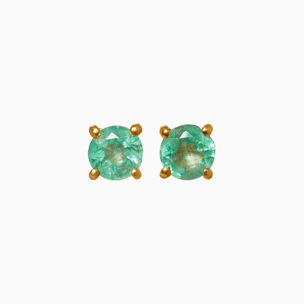 Gemstone Birthstone Earrings