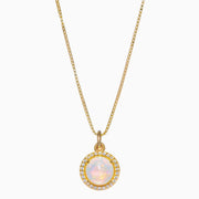 Lisa Gemstone Necklace