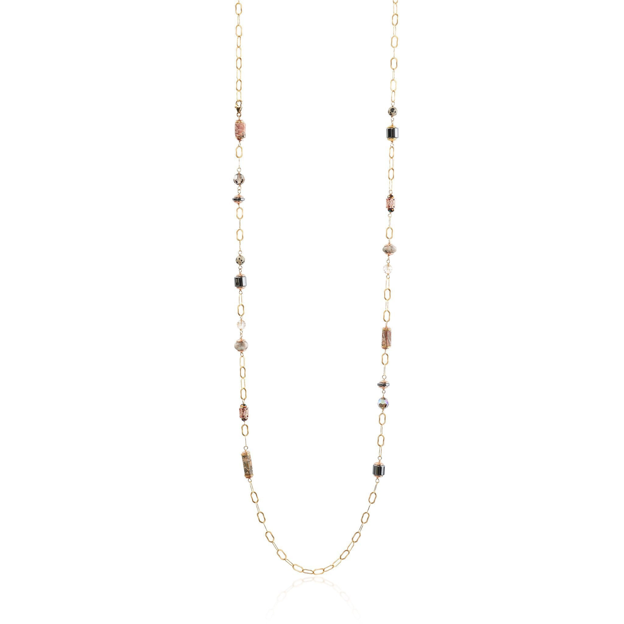 Acadia Necklace Long