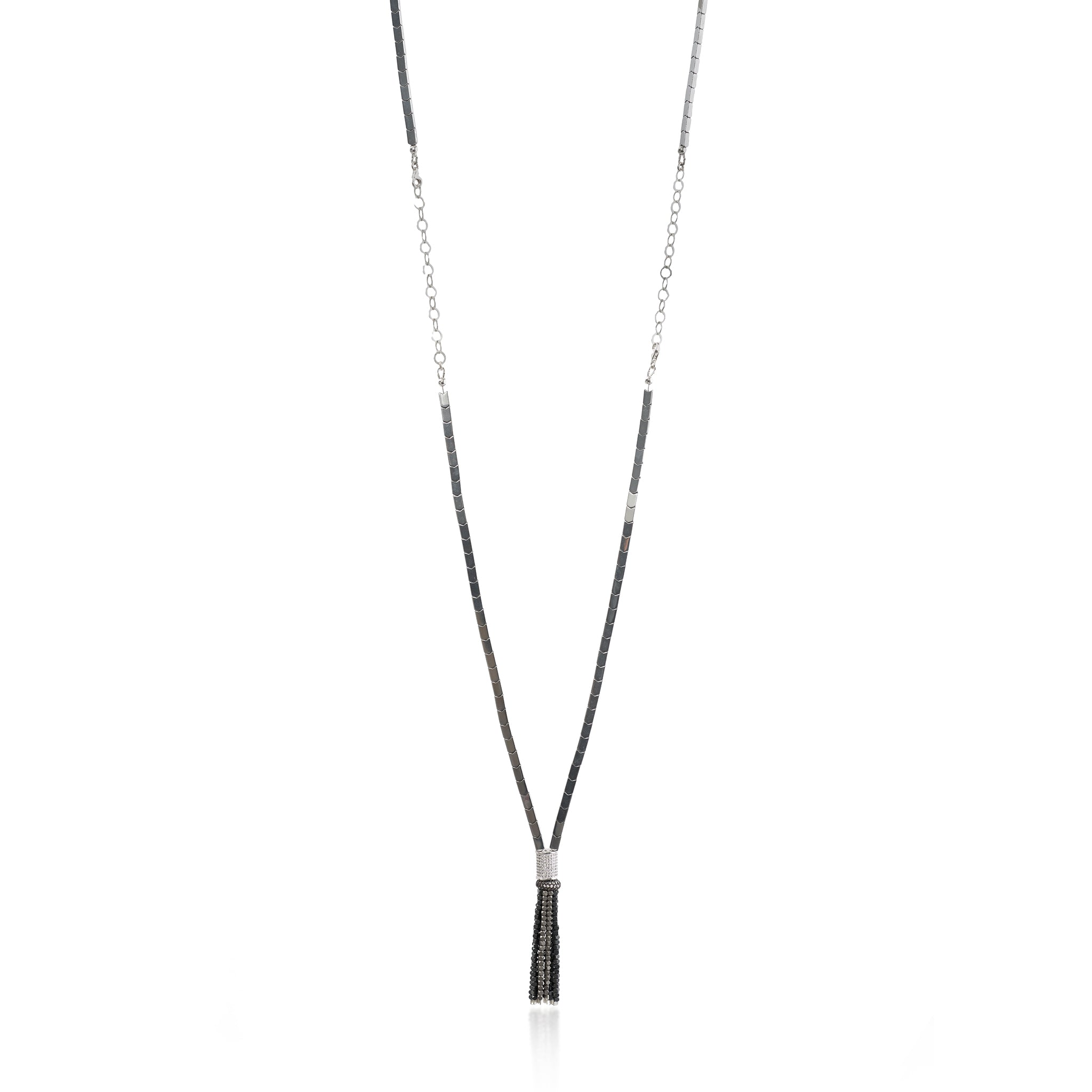 Ashe Y Necklace