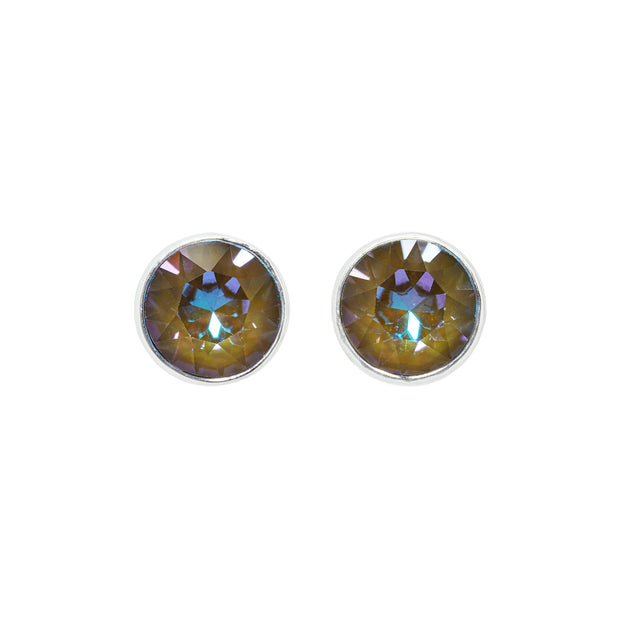 Holiday Esme Crystal Studs - Labradorite