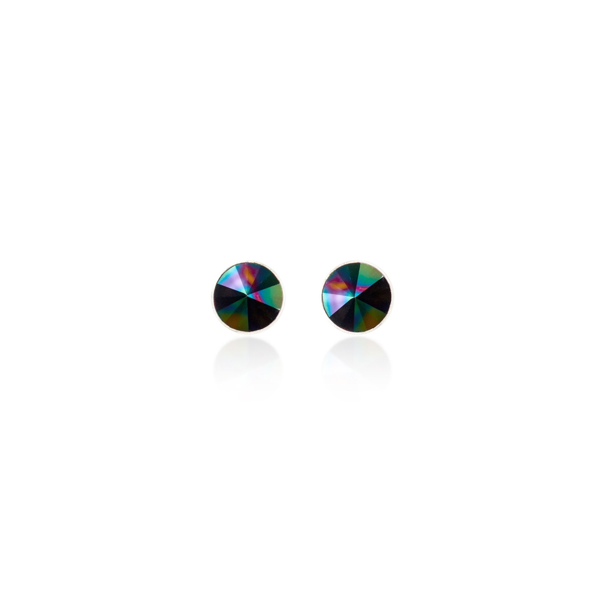 Everleigh Earrings Midnight Aura