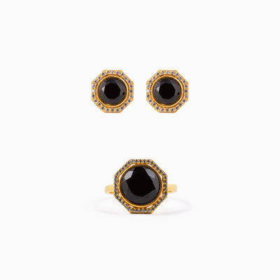 Jett Ring and Studs Set