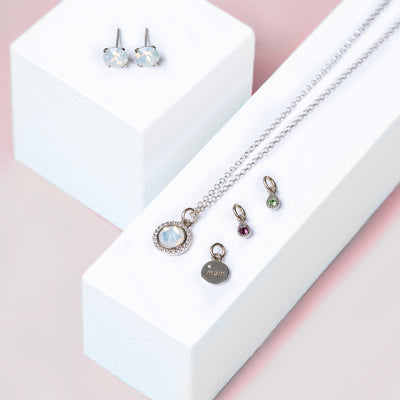 Crystal Birthstone Gift Set