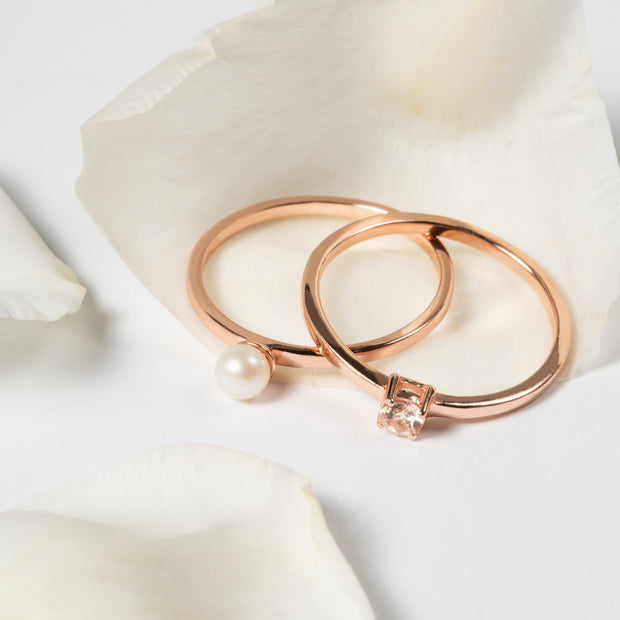 Ella and Sophia Ring Set