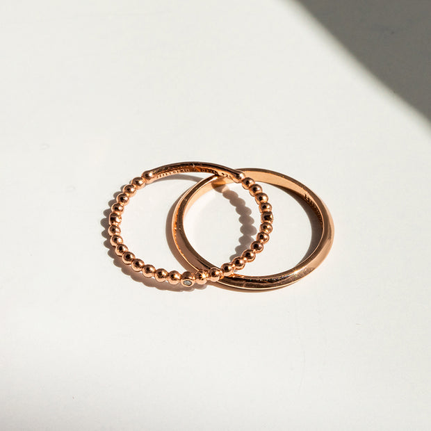 Everyday Stacking Ring Set