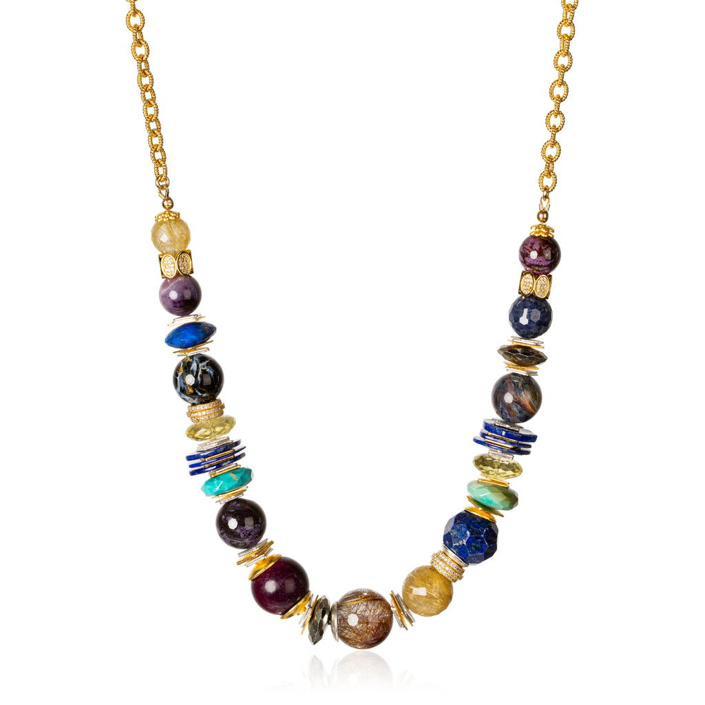 Fontana Statement Necklace