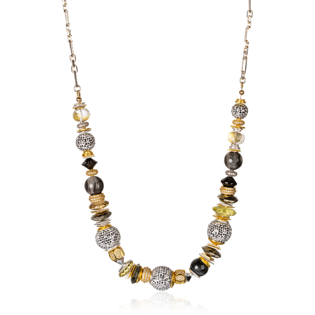 Geddes Statement Necklace
