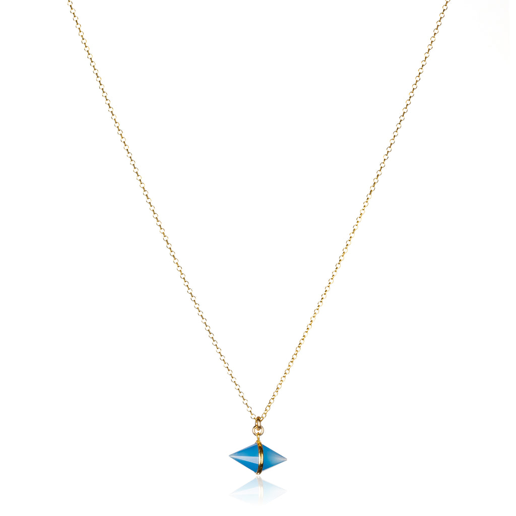 Ada Necklace Pendant Short