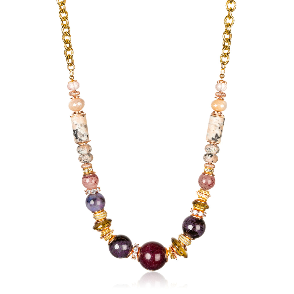 Vinci Statement Necklace