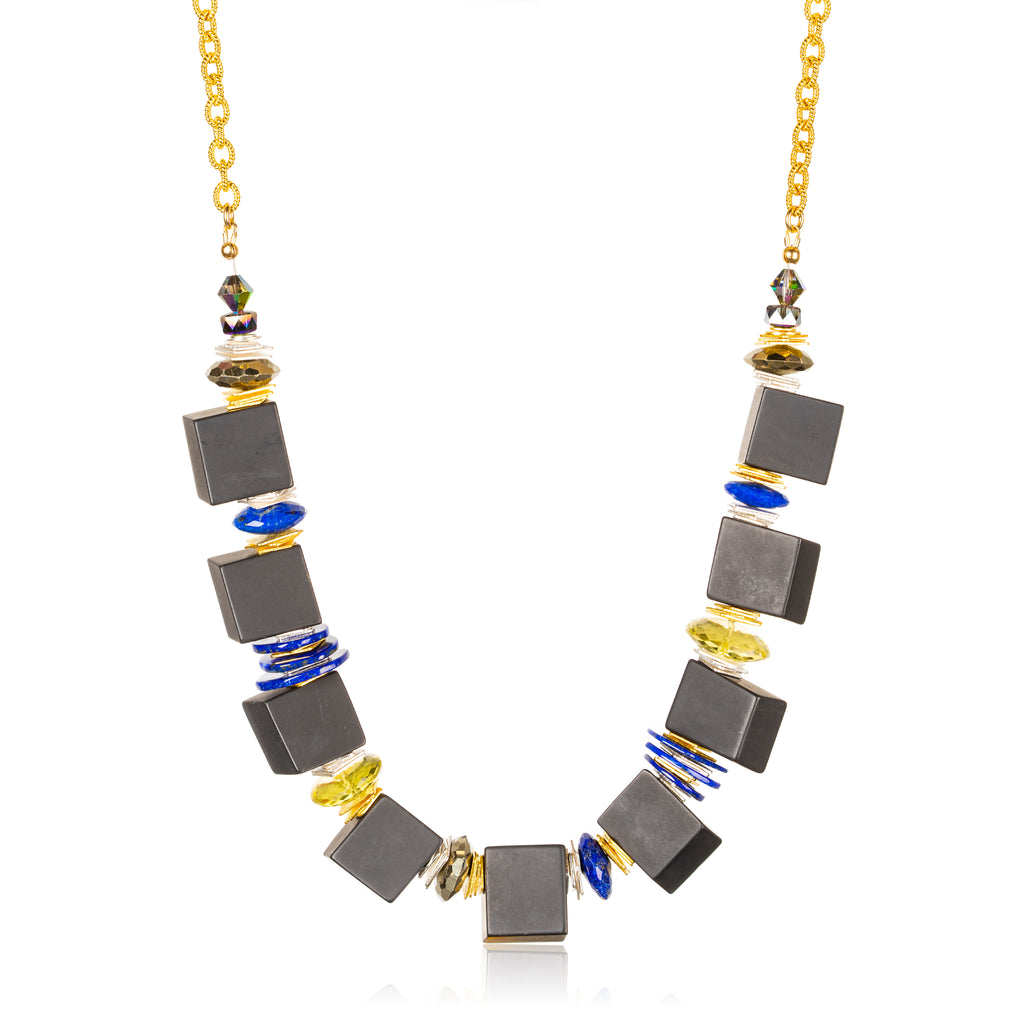 Christo Statement Necklace