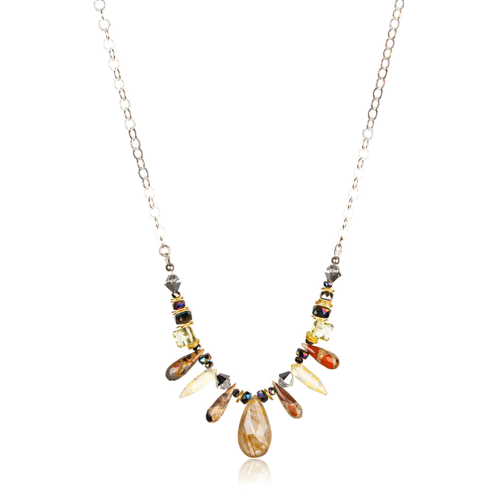 Milo Statement Necklace