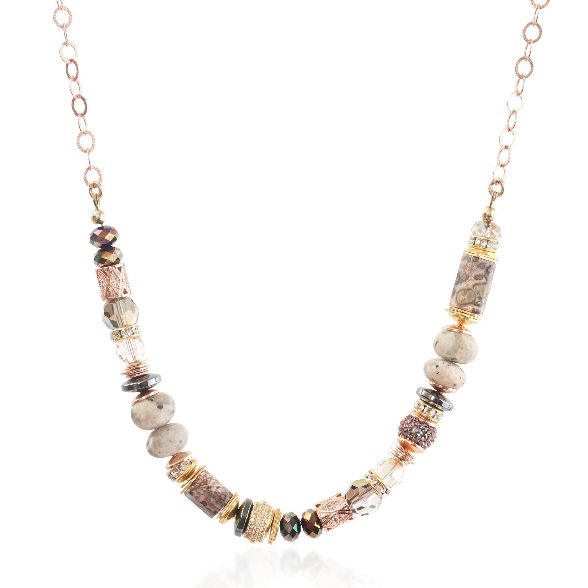 Huxley Statement Necklace