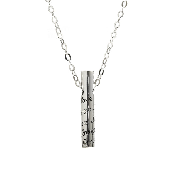 ALS Pillar Necklace