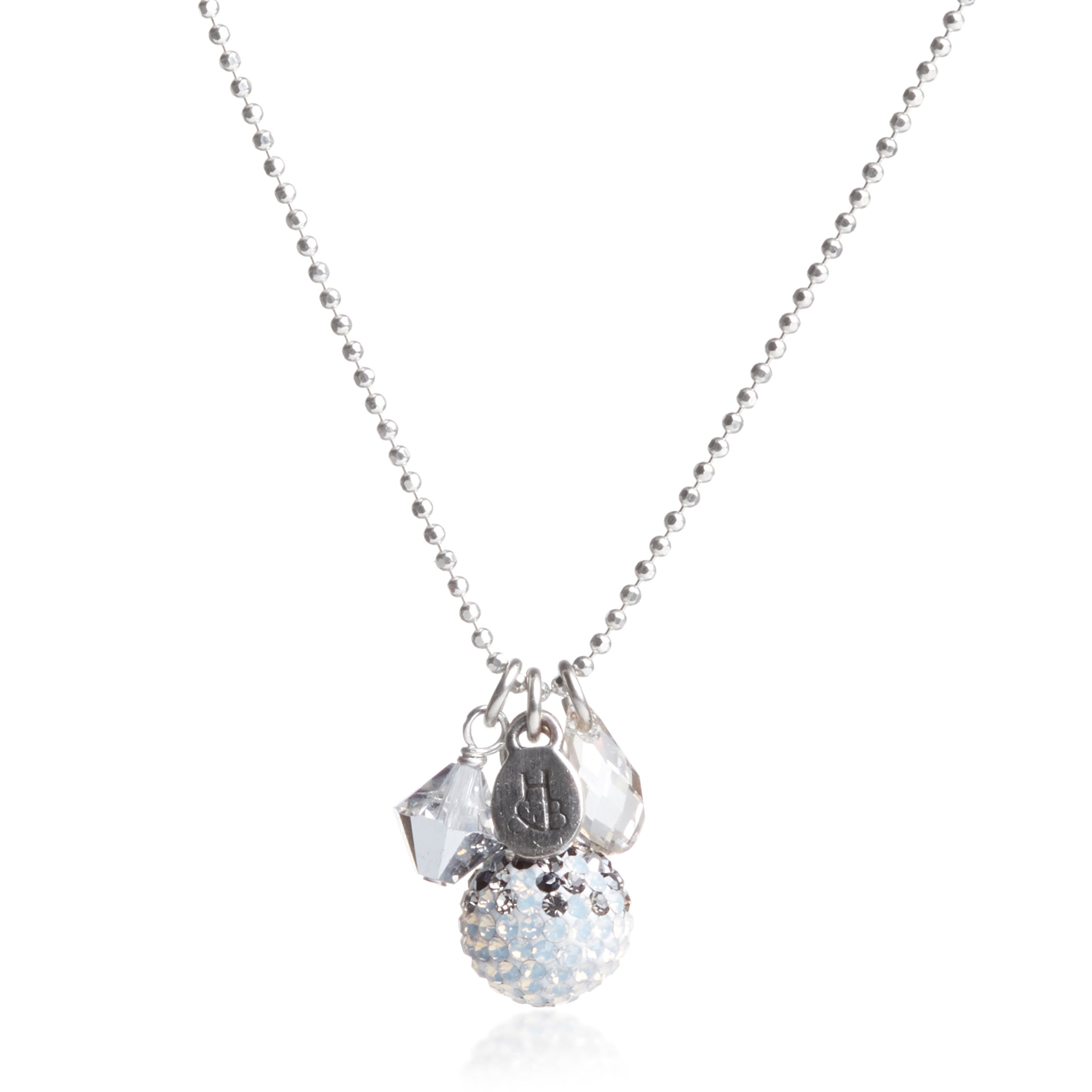 Avalanche Sparkle Ball™ Necklace Cluster