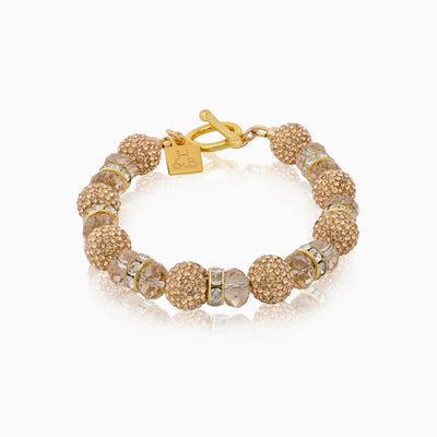 Sparkle Ball™ Toggle Bracelet