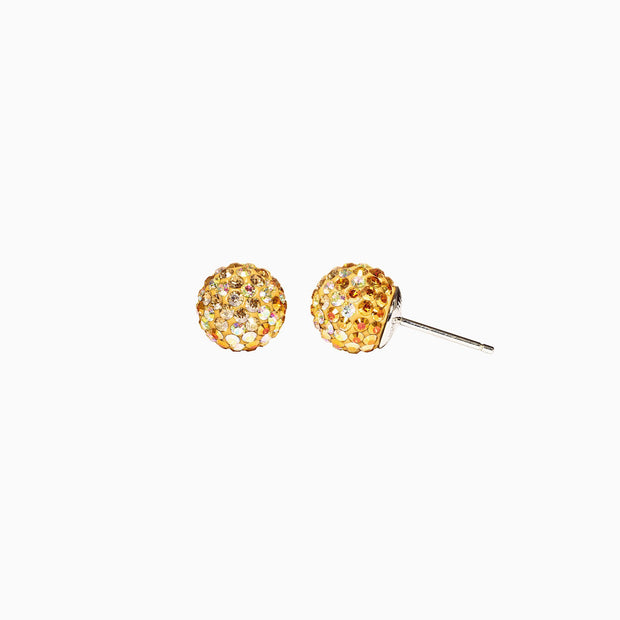 10mm Sparkle Ball™ Stud Earrings