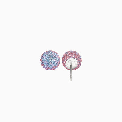 Hydrangea Sparkle Ball™ Stud Earrings