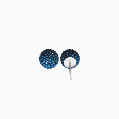Midnight Sparkle Ball™ Stud Earrings